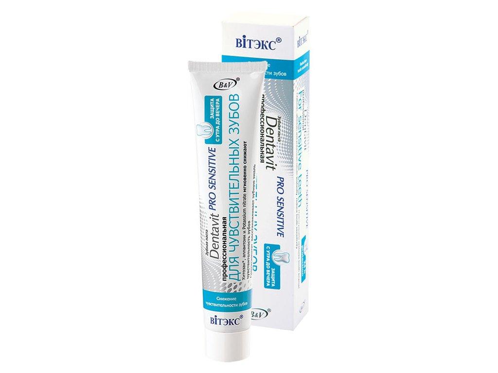 Dentavit Pro Sensitive Professional pro citlivé zuby
