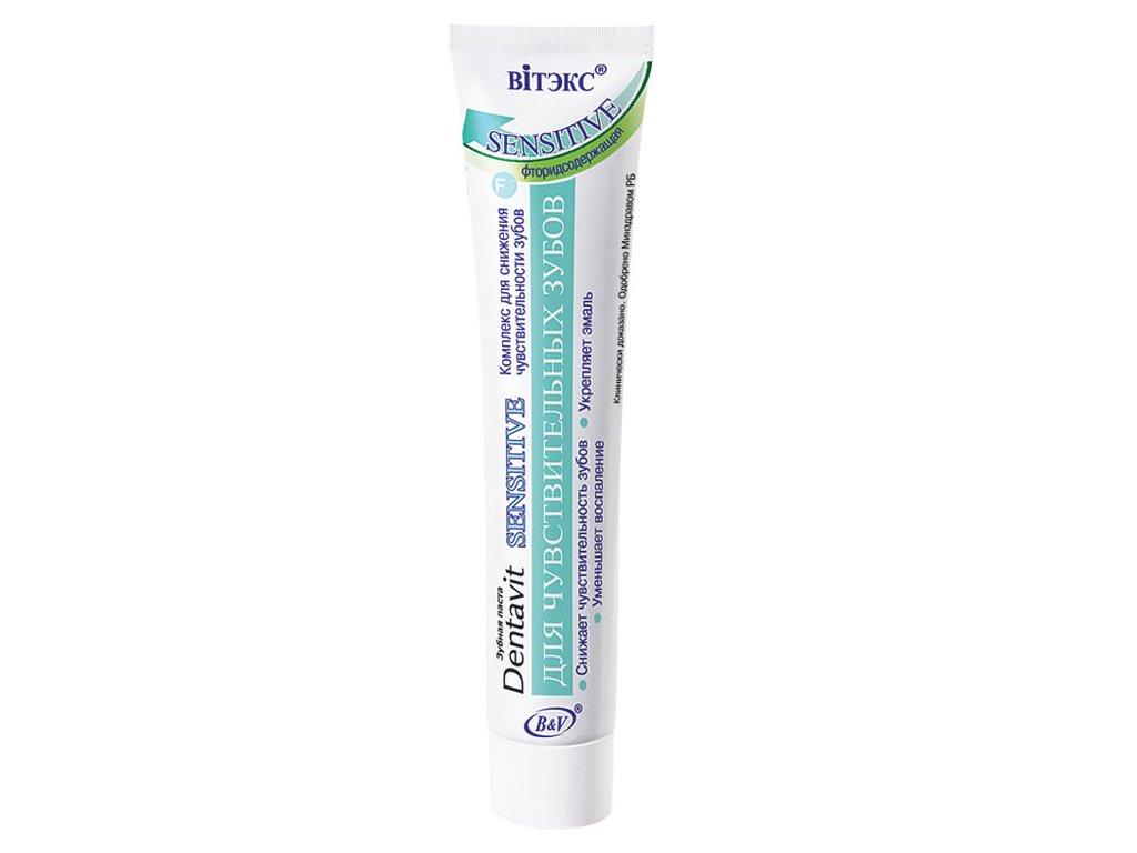 Dentavit zubní pasta Dentavit Sensitive pro citlivé zuby