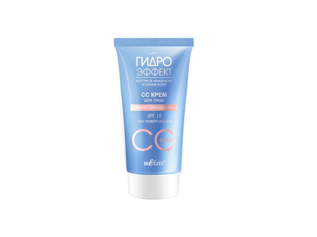 Hydroefekt – CC krém na obličej Kouzlo dokonalosti SPF 15