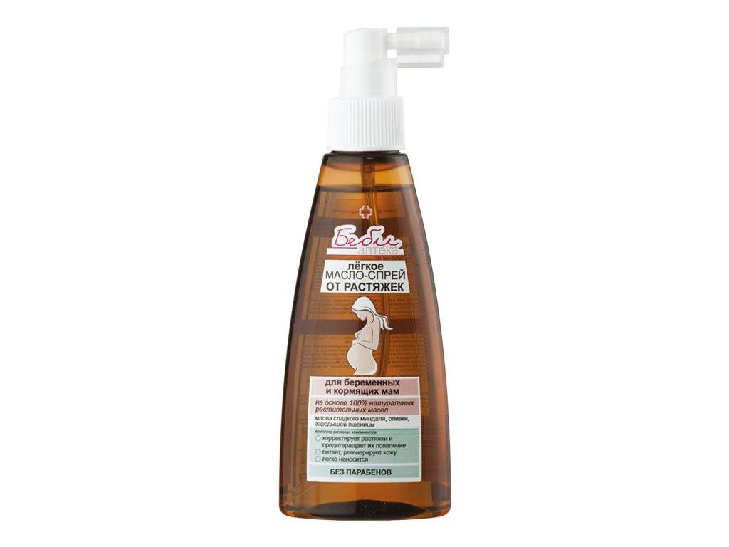 BABY PHARMACY – lehký olej – sprej na strie
