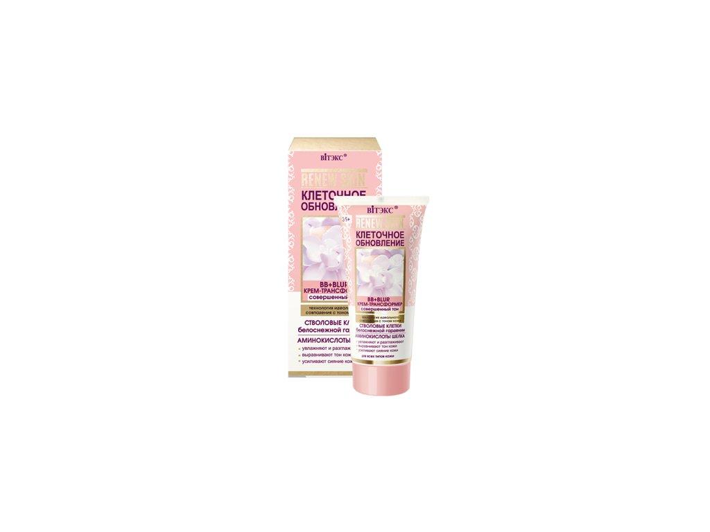 ReNEW Skin BB + BLUR krém pro obnovení kožních buněk