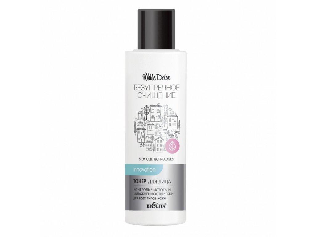 White Detox – Tonik na očištění obličeje pro všechny typy pleti