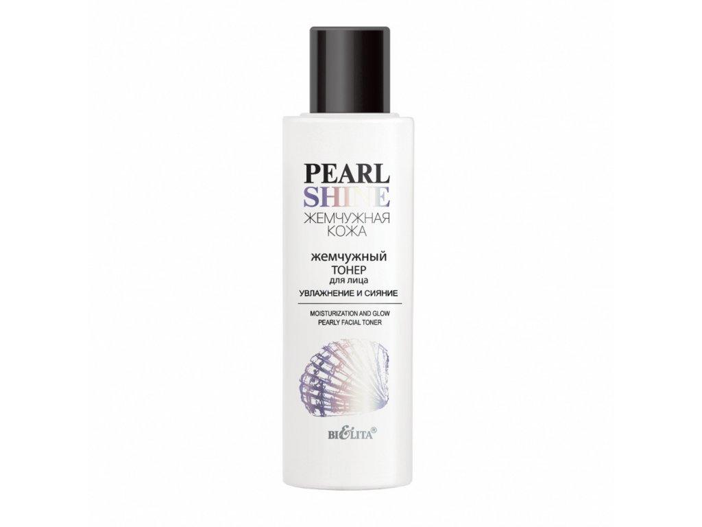 PERLOVÁ PLEŤ – Perlový tonik na obličej zvlhčující a zářivý
