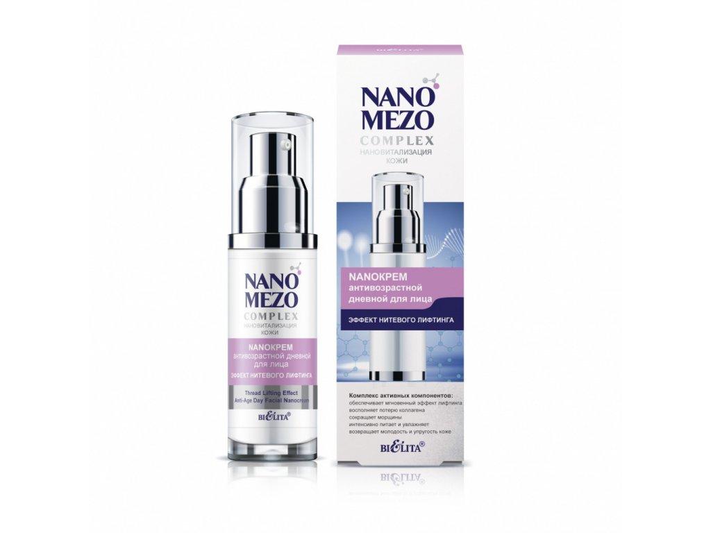 NANOMEZOcomplex – Nano Krém Anti aging denní krém na obličej
