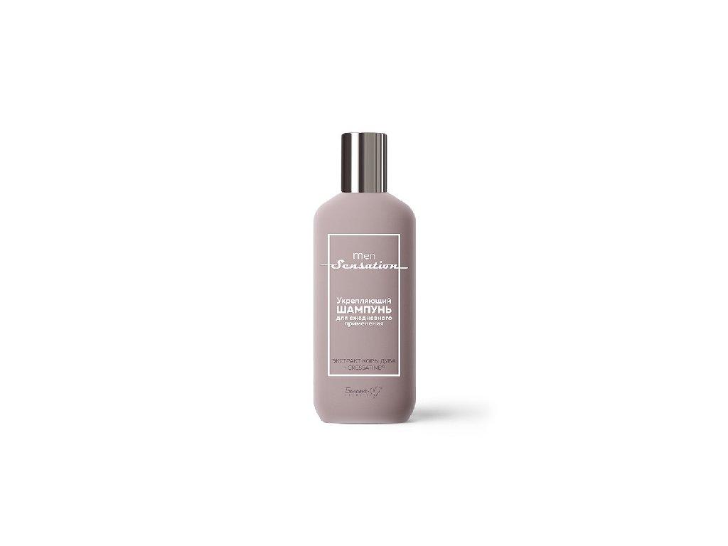 MEN SENSATION – Posilující šampon na vlasy pro každodenní použití