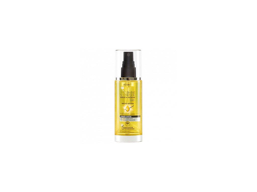 Arganový olej pro všechny typy vlasů spray