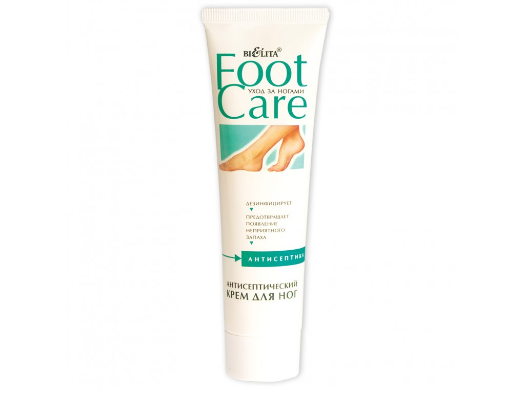 FOOT Care – Antiseptický krém na nohy