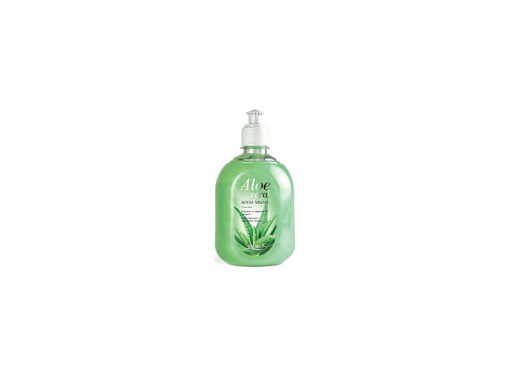 Aloe Vera Krémové hydratační mýdlo