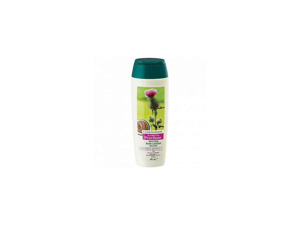 Lopuch šampon proti vypadávání vlasů