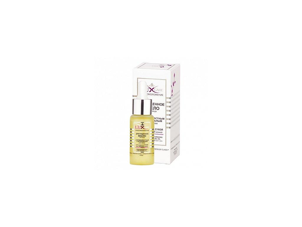 Lux Care olej na obličej proti stárnutí pro zralou nebo suchou pleť
