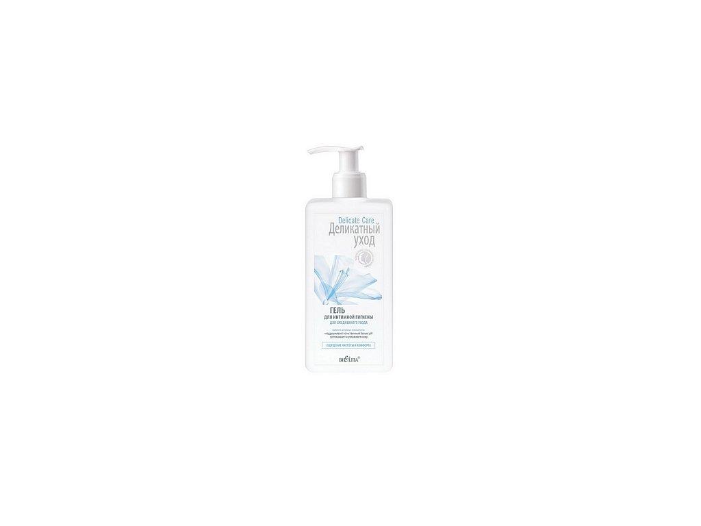 Delicate Care gel pro intimní hygienu pro každodenní péči