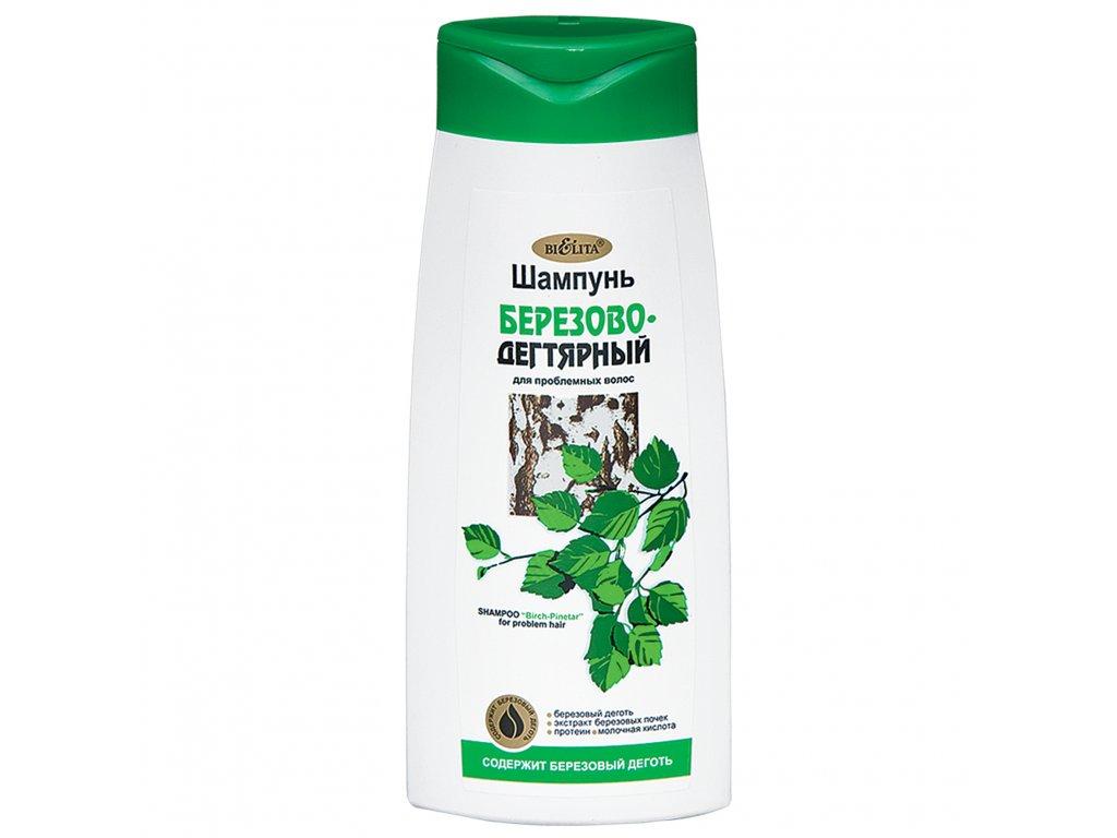 Šampon březovo dehtový 480 ml