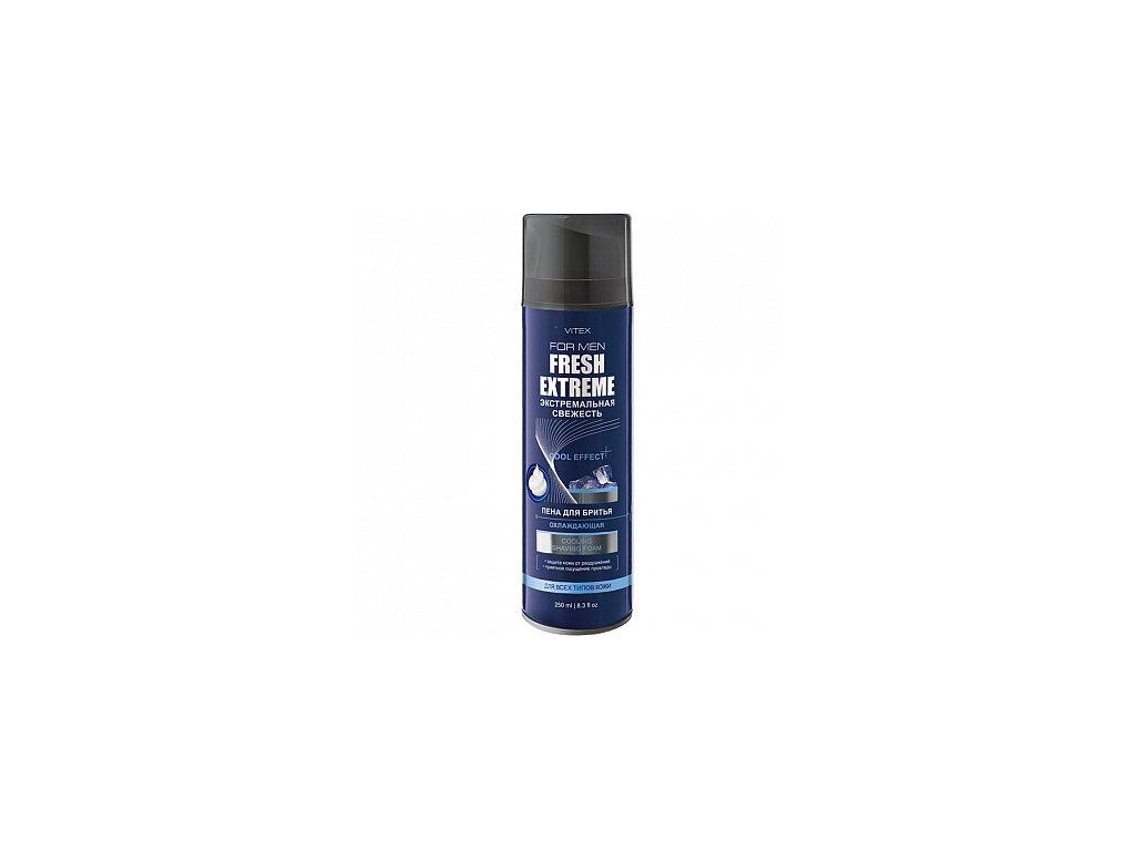 Vitex for Men Fresh Extreme ochlazující pěna na holení