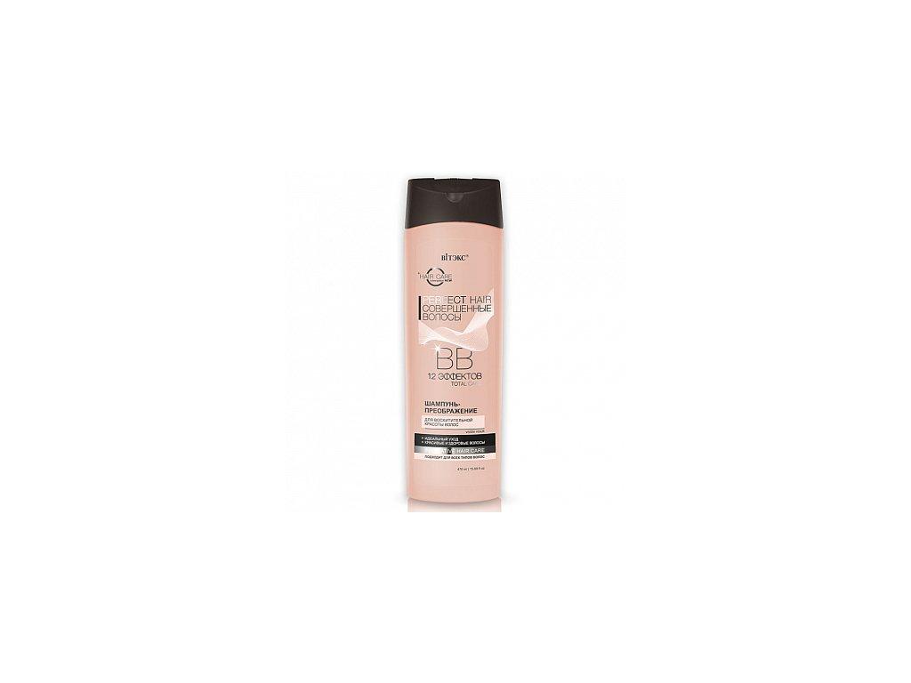 Perfect Hair šampon pro úchvatnou přeměnu vlasů s 12 efekty