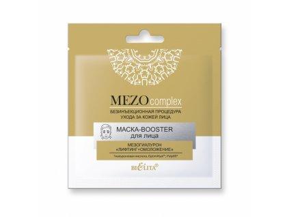 MezoComplex – Maska Booster pro tvář – lifting a omlazení