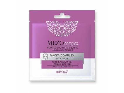 MezoComplex – Maska Complex pro tvář proti změnám pokožky souvisejícím s věkem