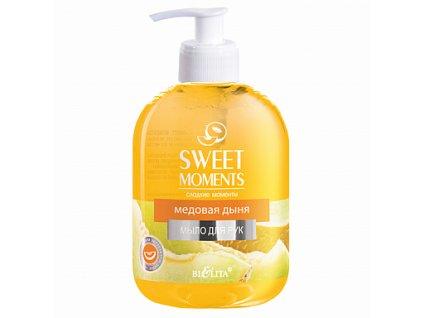 """Sweet Moments – Tekuté mýdlo na ruce """"Ananasový meloun"""""""