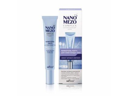 NANOMEZOcomplex – Nano Gel – Náplast na pokožku kolem očí