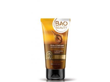 BAO BEAUTY – Gel styling silná fixace s peptidy baobabu
