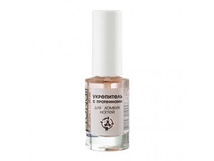 Pro Nail Zpevňující lak s proteiny pro posílení lámavých nehtů