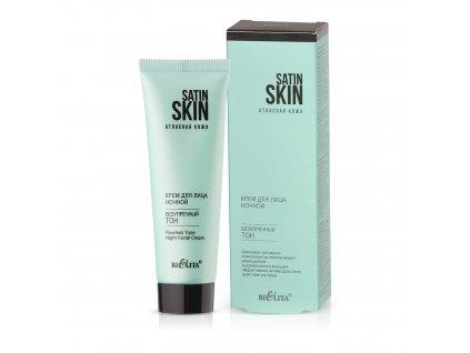Satin Skin – Noční pleťový krém Dokonalý tón