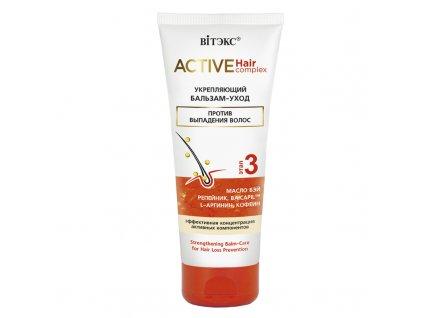 ACTIVE HairComplex – Zpevňující BALZÁM proti vypadávání vlasů