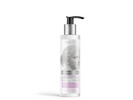 K W.H.I.T.E 3.0 – Jemný krémový gel pro očištění obličeje a víček Depigmentace a zesvětlení