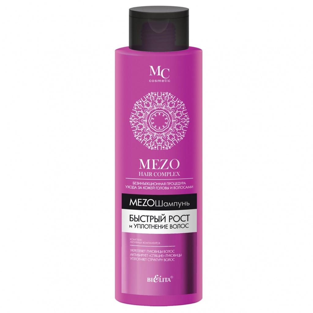 Belita-Vitex MezoHair Complex - šampon pro rychlý růst a zpevnění vlasů 520 ml