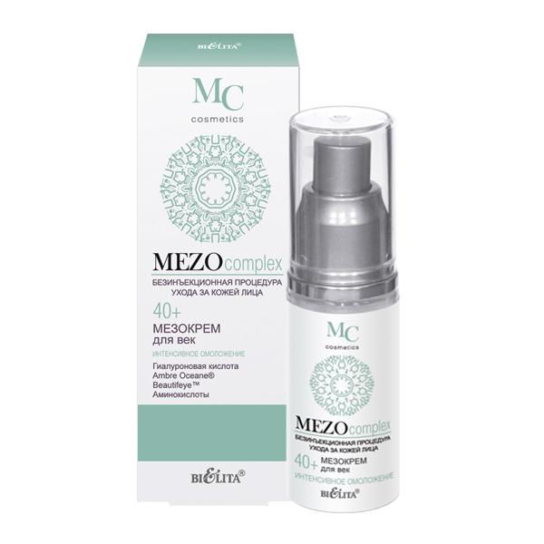 Belita-Vitex MezoComplex - MezoKrém na víčka 40+, 30 ml