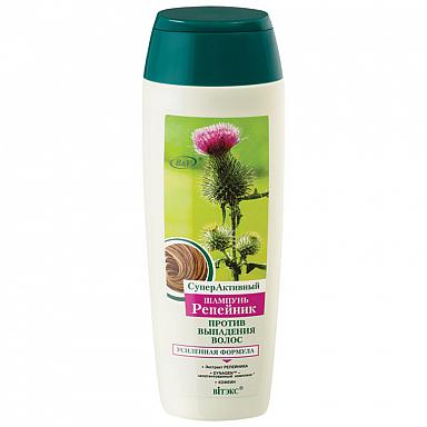 Belita-Vitex Lopuch - šampon proti vypadávání vlasů 400 ml