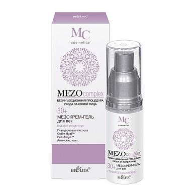 Belita-Vitex MezoComplex - krém-gel okolo očí pro hlubokou hydrataci 30+, 50 ml