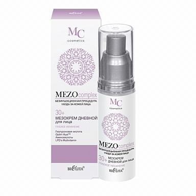 Belita-Vitex MezoComplex - denní krém na obličej pro hlubokou hydrataci 30+, 50 ml