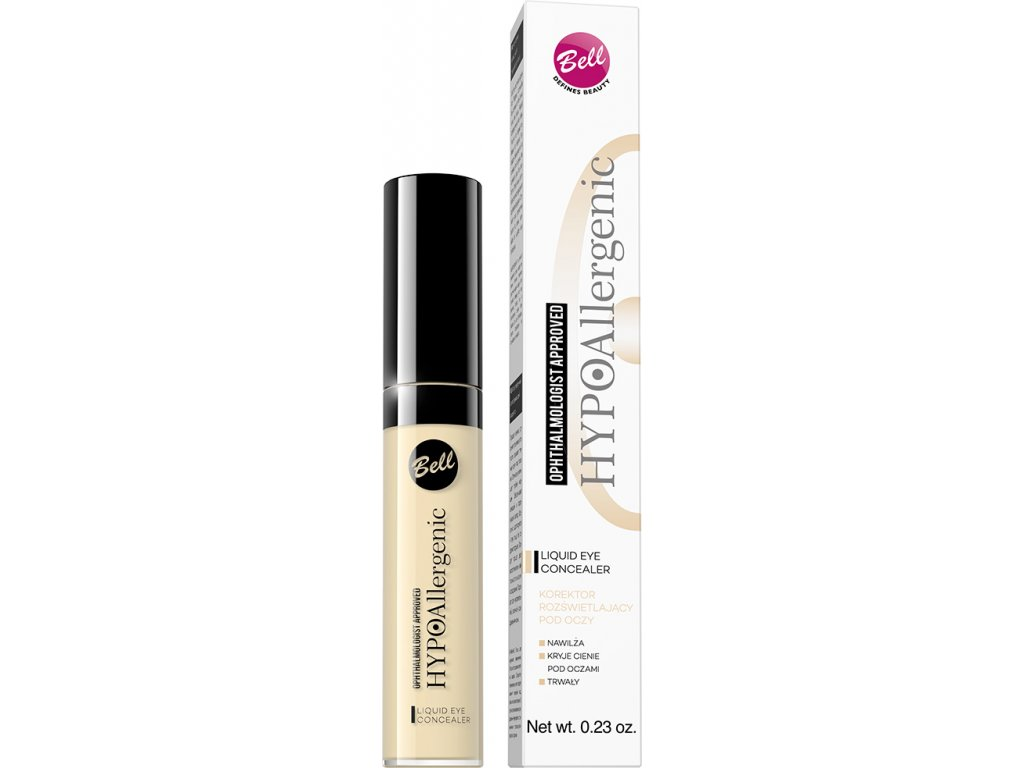 BellHYPO Liquid Eye Concealer 01