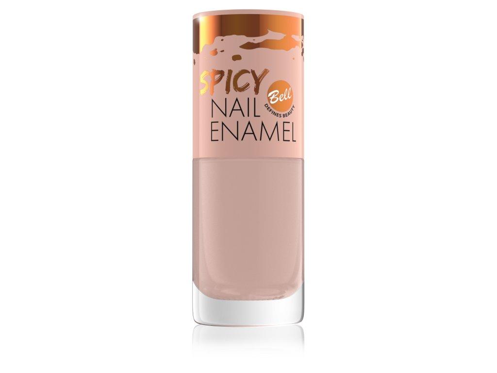 Cinnamon Girl Spicy Nail Enamel 01