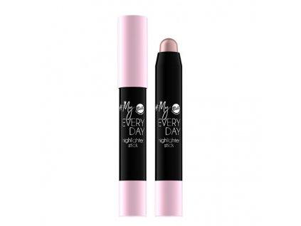bell cosmetics iluminador myeveryday highlighter stick