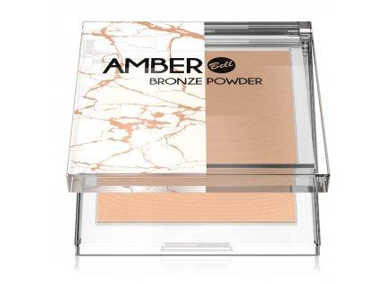 amber bronze powder