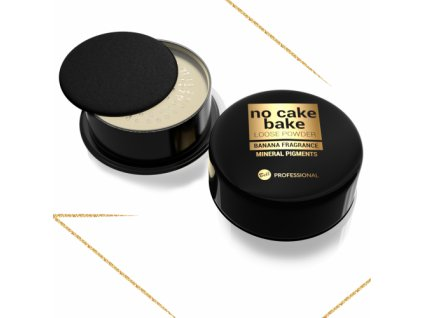 Bell No Cake Bake loose Powder