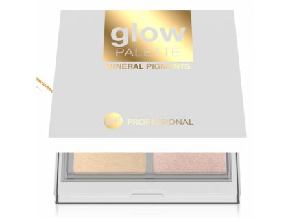 Bell Professional Mineral pigments Glow Palette