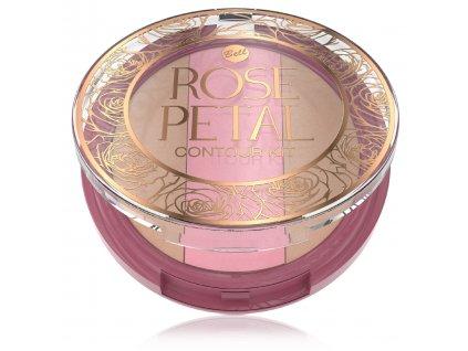 rose petal contour kit