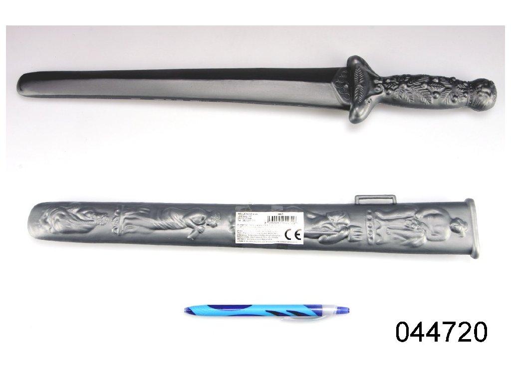 MEC 54,6cm SE STRIBRNOU POCHVOU