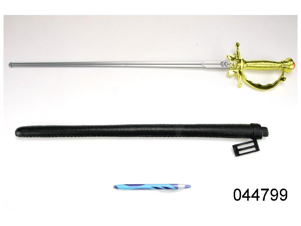 MEC MUSKETYRSKY S POCHVOU 66cm