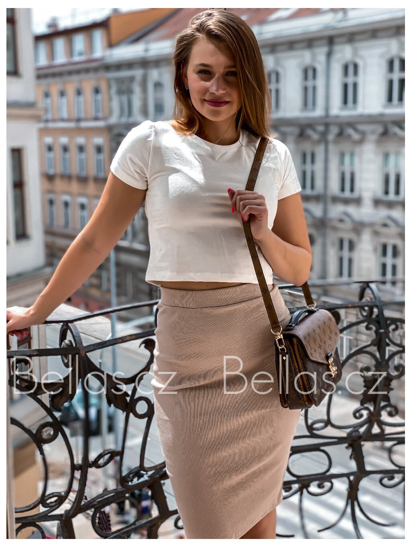 -Dámská sukně Marika Starorůžová