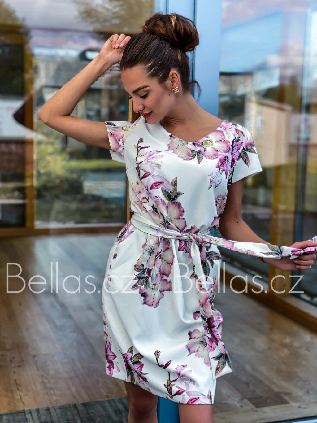 -Dámské šaty Lina S