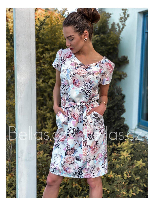 -Dámské šaty Lina L
