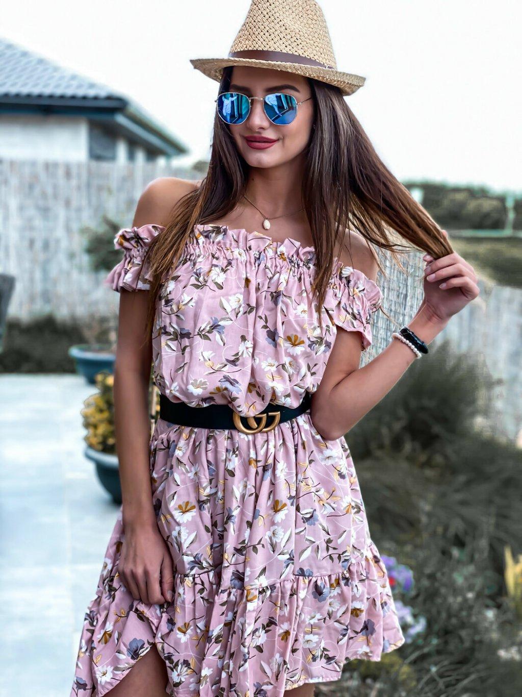 -Dámské šaty Curacao UNI