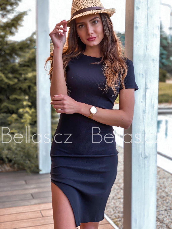 Dokonalé basic šaty Fashion/ Barvy