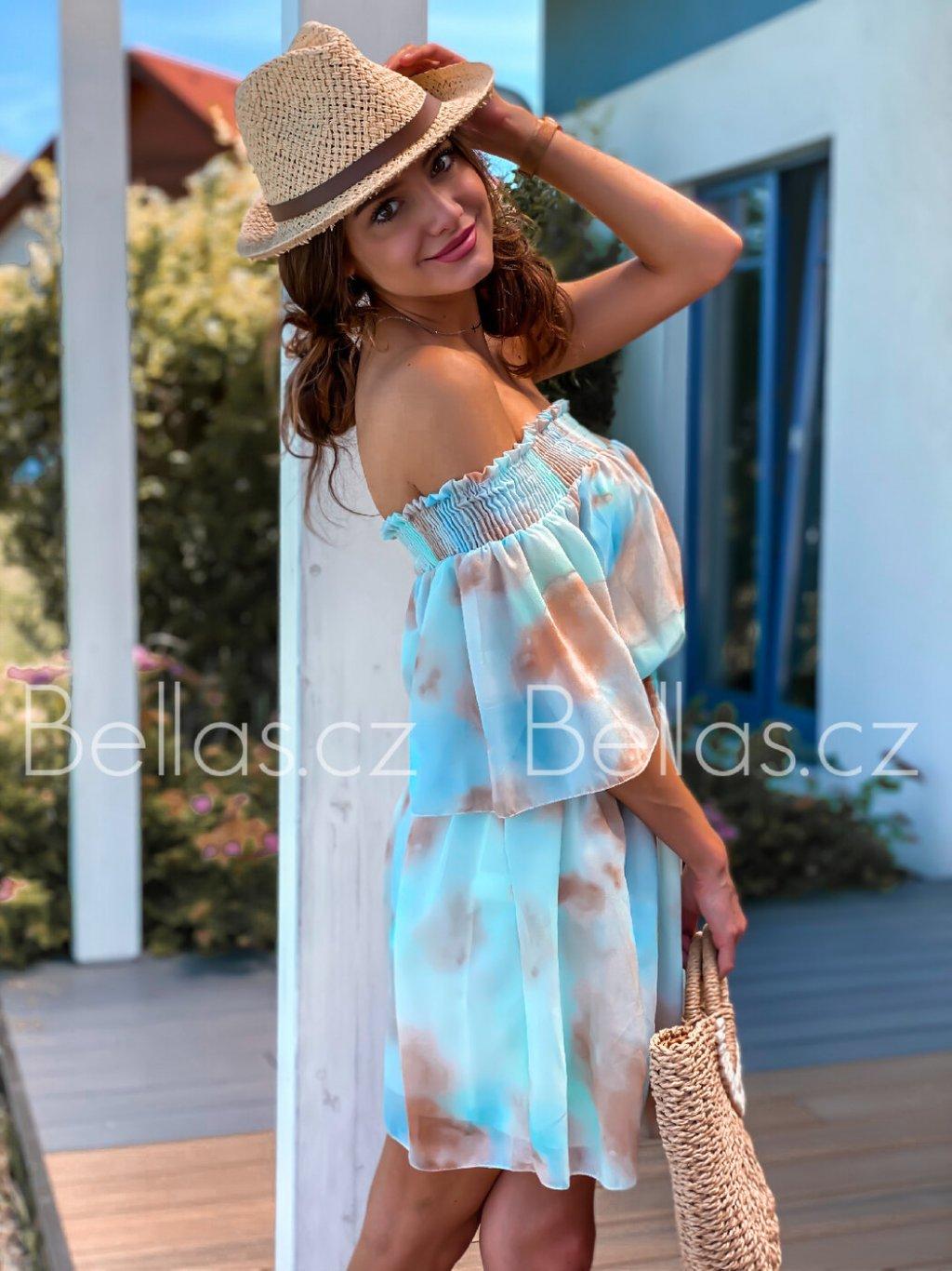 -Dámské šaty Stefannie UNI