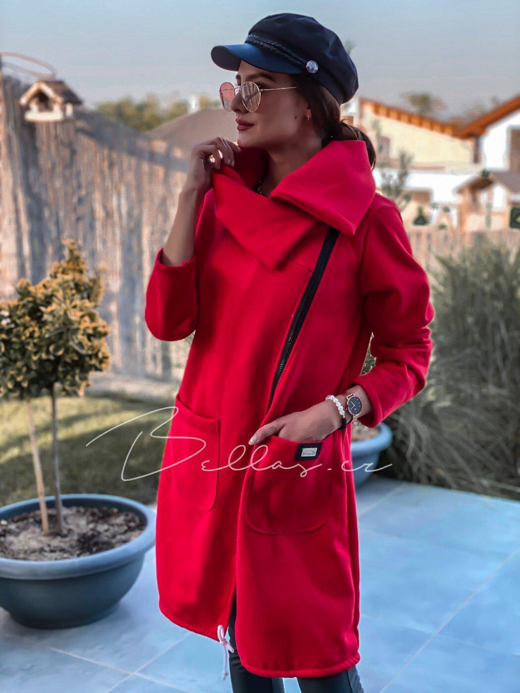 -Dámský kabátek Debb Khaki