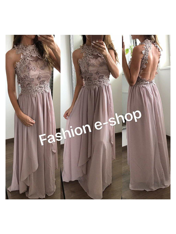-Dámské společenské šaty Lilla,L