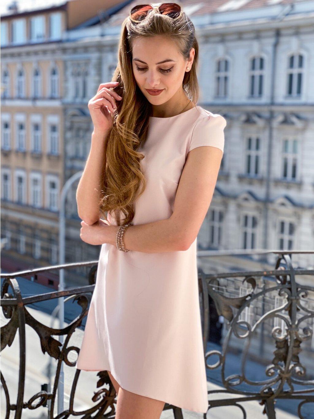 -Dámské šaty Inna Zelená,XL